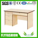 非常に良質木デザイン学校家具教師の机(OD-134)