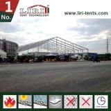 Tenda libera di alluminio della portata senza tenda concentrare di mostra del Palo