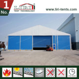 1000m² 2000m² Semi-Permanent tente d'entrepôt
