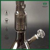 Rohr-Unterseite Glassbong Baum-Filtrierapparat-Recycler-Ölplattform-Glaswasser-Rohre des Becher-14.5inch