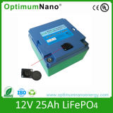 Batería del E-Coche de LiFePO4 12V 25ah