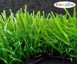 Tappeto erboso Premium dell'erba dello Synthetic di verde di erba