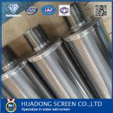 Pantalla del tubo de taladro para la protección de Mwds