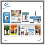 Kursteilnehmer Identifikation-Karte/Nähe-Karte anpassen