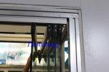Puerta Abatible Comercial de Vidrio sin Marco