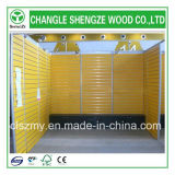 Hot Sale 1220 * 2440 * 15 mm Exposition Slatwall Display Board