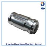 Pezzo meccanico della costruzione del pezzo meccanico di precisione dell'acciaio inossidabile