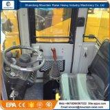 1200 кг гидравлическая система автоматического вождения мини-колесный погрузчик
