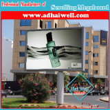 High Quality LED Scrolling City Light Box with Billboard