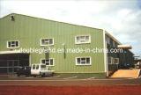 Edificio de la fabricación de la estructura de acero/almacén de acero
