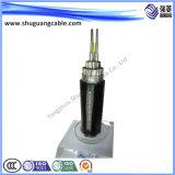 Низкое индивидуальное ленты дыма/галоида Free/PE Insulated/Al экранированное/обшитое Soft/PE/кабель компьютера