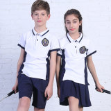 School를 위한 디자인 School Uniform Kids Polo Shirt