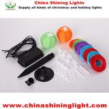 Nuovi indicatori luminosi popolari venenti di festa del pannello solare LED di stile della lanterna