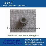 Lo zinco di precisione/lega di Zamak la parte della pressofusione per la chitarra (attrezzo di sintonia)