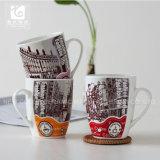 Kundenspezifischer Qualitäts-neuer Porzellan-Kaffeetasse-Getränk-Becher