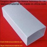 Tubes en plastique PVC / tuyau en PVC carré / rectangle tuyau en PVC