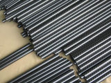 Tubo de fibra de carbono de resina epóxi 3k pode ser personalizado