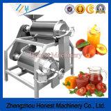 Banheira de venda de máquinas de congestionamento de frutas / Máquina de polpa de frutos