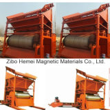 Séparateur magnétique sec et série Ycbg-718 pour le déplacement / le sable fixe