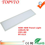300X1200mm des Büro-40W Panel-Lampe Vierecks-Lampen-der Decken-LED