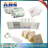 13.56MHz ISO14443A Ntag215堅いPVC NFC産業札/ラベル