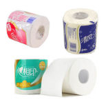 Toiletten-Seidenpapier-Torsion-Dichtungs-Verpackmaschine