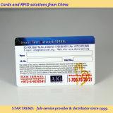 De Kaart van de streepjescode/Plastic Kaart/Kaart/de Kaart van de Gift van China
