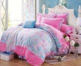 100%年のポリエステルFlannalの羊毛の柔らかく快適な寝具は綿織物の装飾とセットした