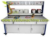 Wechselstromgenerator-Kursleiter-Elektrotechnik-Laborpädagogisches Geräten-elektrische Maschine