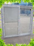 Europa-Art PVC/UPVC gleitendes Windows