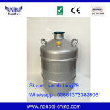 Контейнер жидкого азота криогенного хранения малый