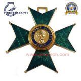 Il militare di abitudine 3D della fabbrica dell'OEM assegna la medaglia