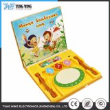 Les enfants de jouets éducatifs bouton Musical Picture Book