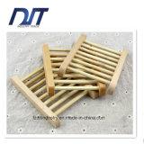 [إك] وابل ودّيّة بسيطة طبيعيّة خشبيّة صابون صندوق
