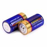 La norma IEC Superpotencia pila Alcalina D/LR20