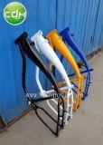 Cadre de bicyclette motorisé 2.4L/ châssis du réservoir de gaz Cadre de bicyclette Essence