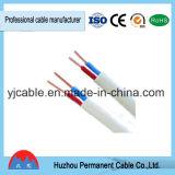 Câble d'alimentation du câble isolé par PVC/BVV