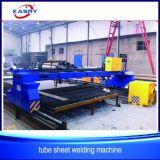 Efficiënte CNC de oxy-Brandstof van het Plasma Scherpe Machine voor Staalplaat/Pijp