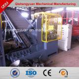 Malla 30 polvo de caucho la máquina trituradora de neumáticos para la destrucción de los Residuos de caucho de neumáticos