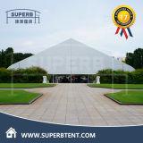 De sterke Tent van de Kromme van de Tentoonstelling van de Structuur van het Aluminium Openlucht