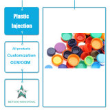 Бутылки впрыски Китая подгонянная изготовлением прессформа пластичной верхняя