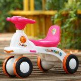 Mischfarben-Kind-Plastikdreirad für Verkauf