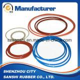 Joint circulaire fourni par constructeur direct en caoutchouc de silicones