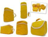 Una serie de la bolsa de refrigerador