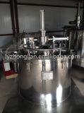 Pgz1000 tipo separador liso do centrifugador do filtro da cesta da descarga do raspador da parte inferior