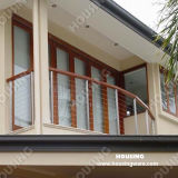 Your Balcony Stiar를 위한 DIY High Quality Wire Railing