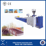 목제 플라스틱 합성 기계 (WPC)