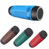 Zélote S1 Haut-parleur Bluetooth vélo en plein air caisson de basses Bass haut-parleurs sans fil portable Banque d'alimentation