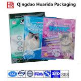 5L permanente de impressão a cores convencionais Cat plástico Sacos de embalagem de serapilheira