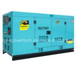 34kVA Isuzu Silent Diesel Generator Set (ETIG34)